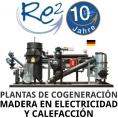 RE2, LÍDER MUNDIAL EN LA FABRICACIÓN DE PLANTAS MODULARES DE COGERACIÓN QUE TRANSFORMAN MADERA EN ELECTRICIDAD Y CALEFACCIÓN