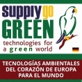 SUPPLYgoGREEN es una empresa latinoamericana en el corazón de Europa,  que busca  por soluciones y tecnologías ambientales!